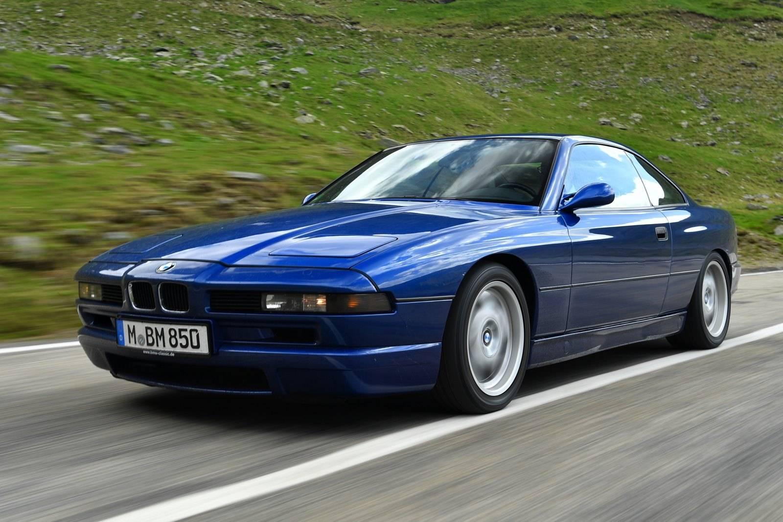 BMW 8 серии E31 - благородный флагман из 90-х 1