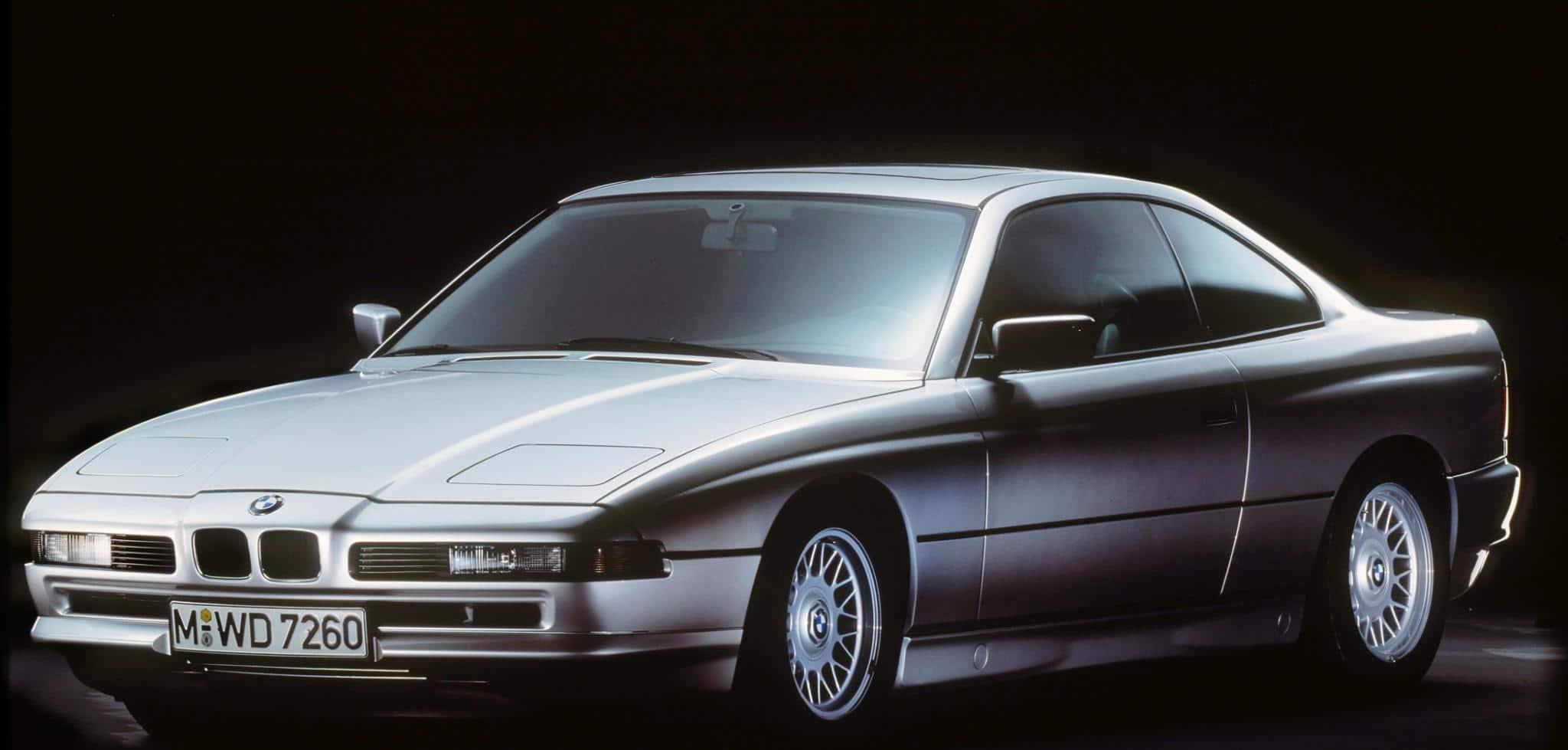 BMW 8 серии E31 - благородный флагман из 90-х 2