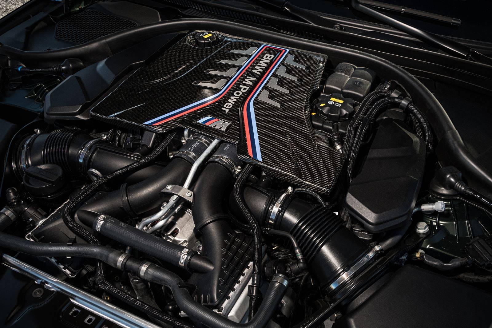 Самые мощные двигатели BMW всех времен 12