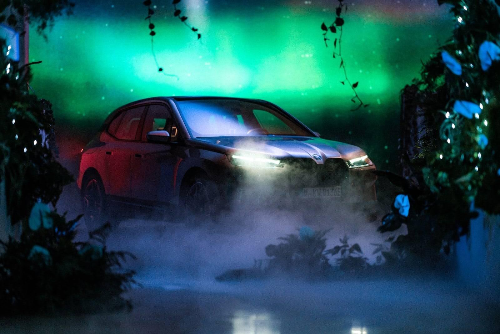 CES 2021: новый дисплей BMW и операционная система BMW iDrive 1