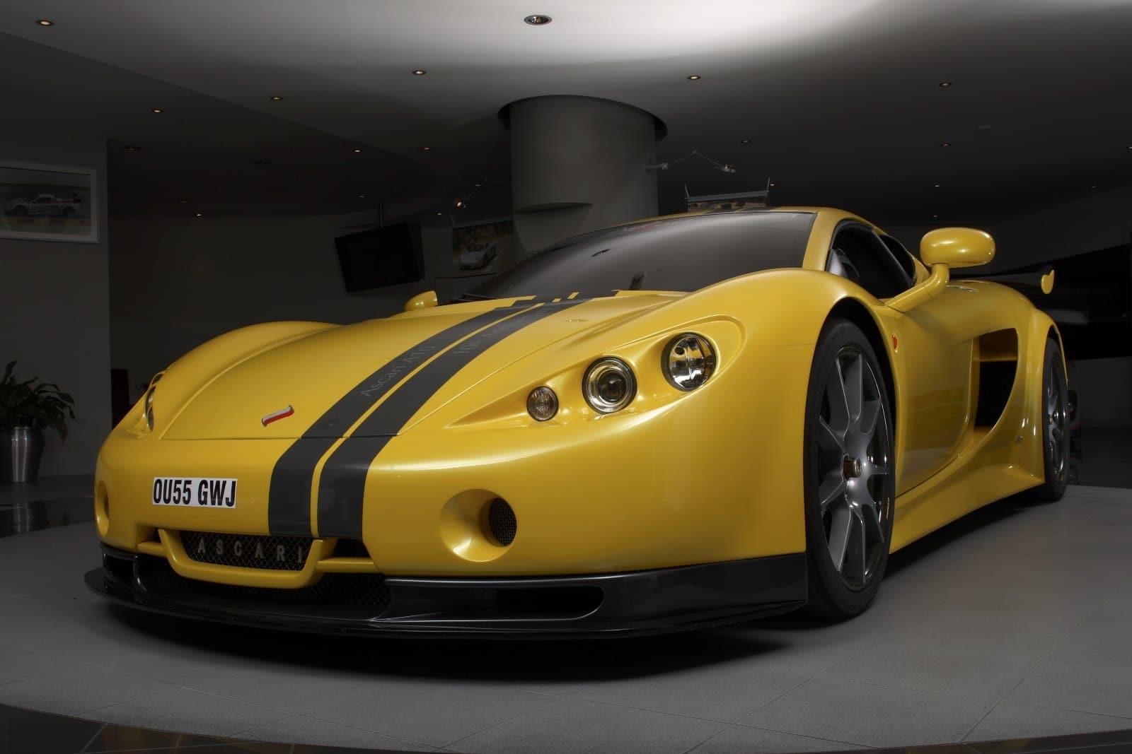 Спорткар Ascari Ecosse с двигателем BMW за 165 000 евро 5