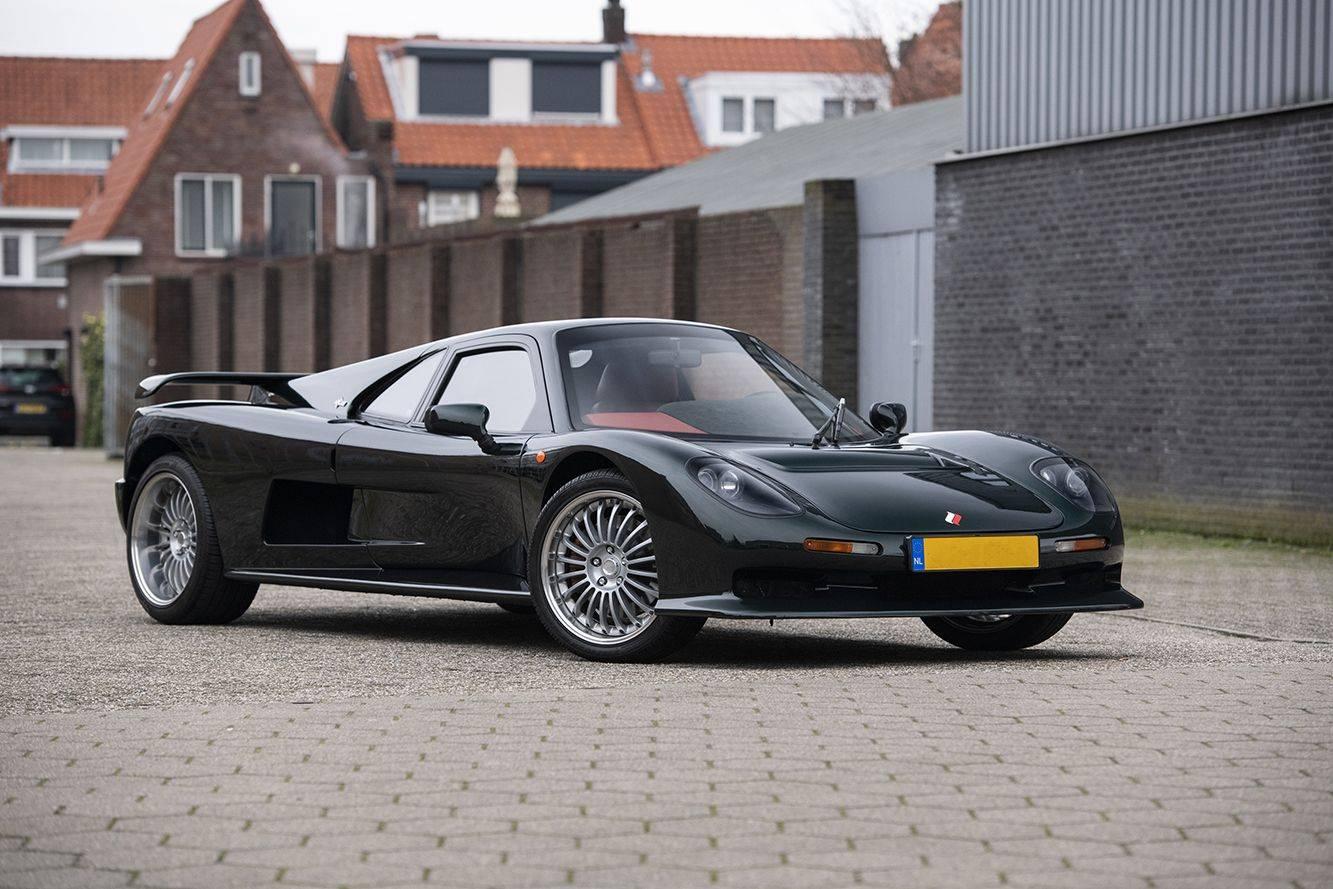 Спорткар Ascari Ecosse с двигателем BMW за 165 000 евро 2
