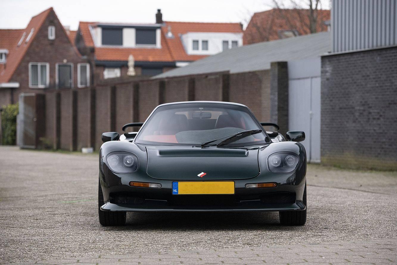 Спорткар Ascari Ecosse с двигателем BMW за 165 000 евро 6