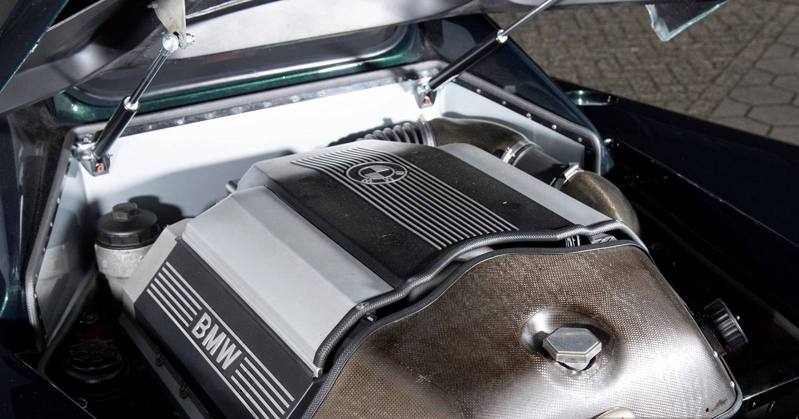 Спорткар Ascari Ecosse с двигателем BMW за 165 000 евро 3