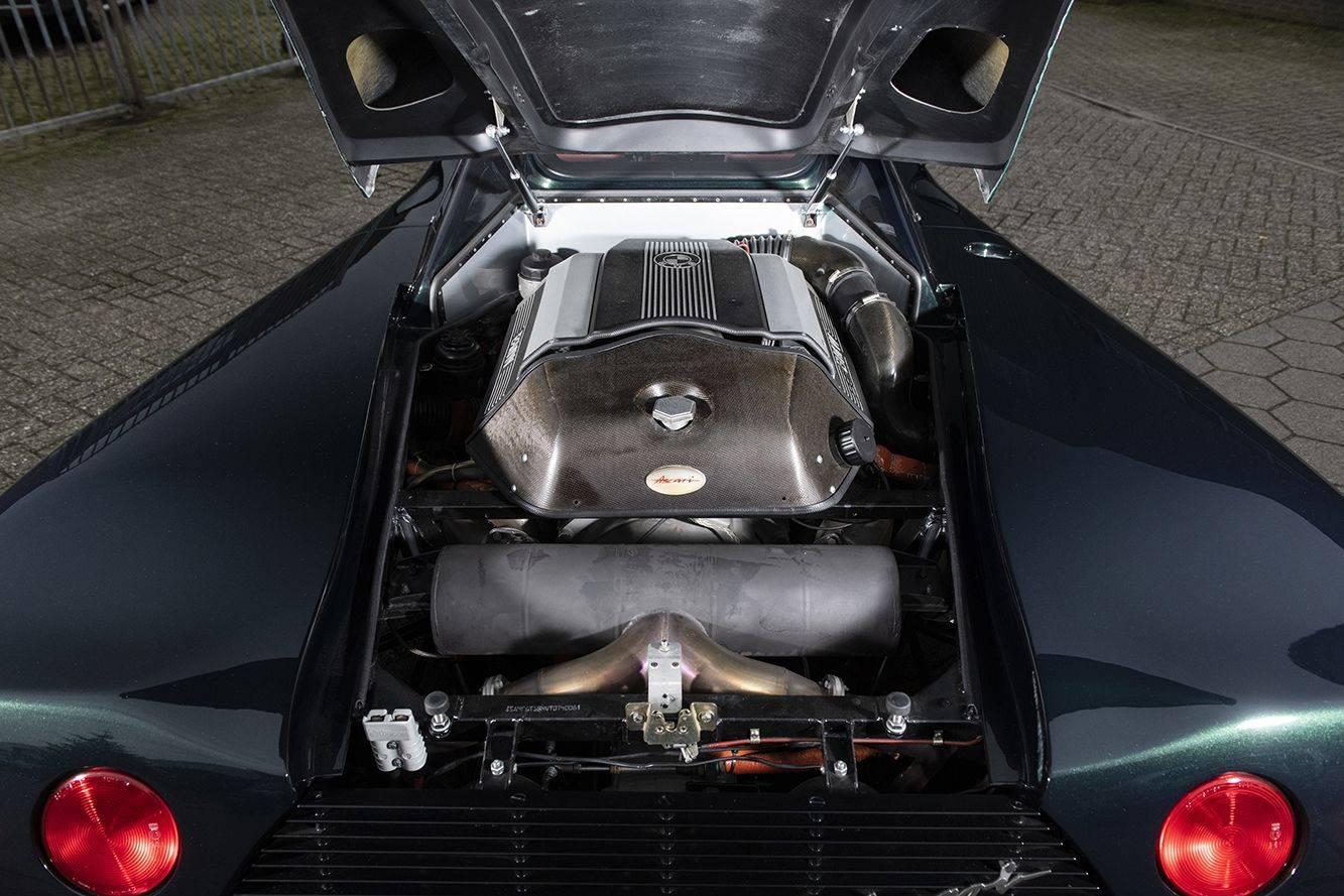 Спорткар Ascari Ecosse с двигателем BMW за 165 000 евро 9
