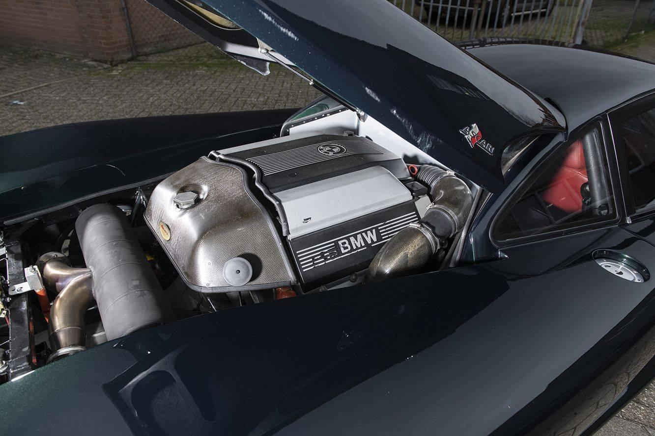 Спорткар Ascari Ecosse с двигателем BMW за 165 000 евро 1