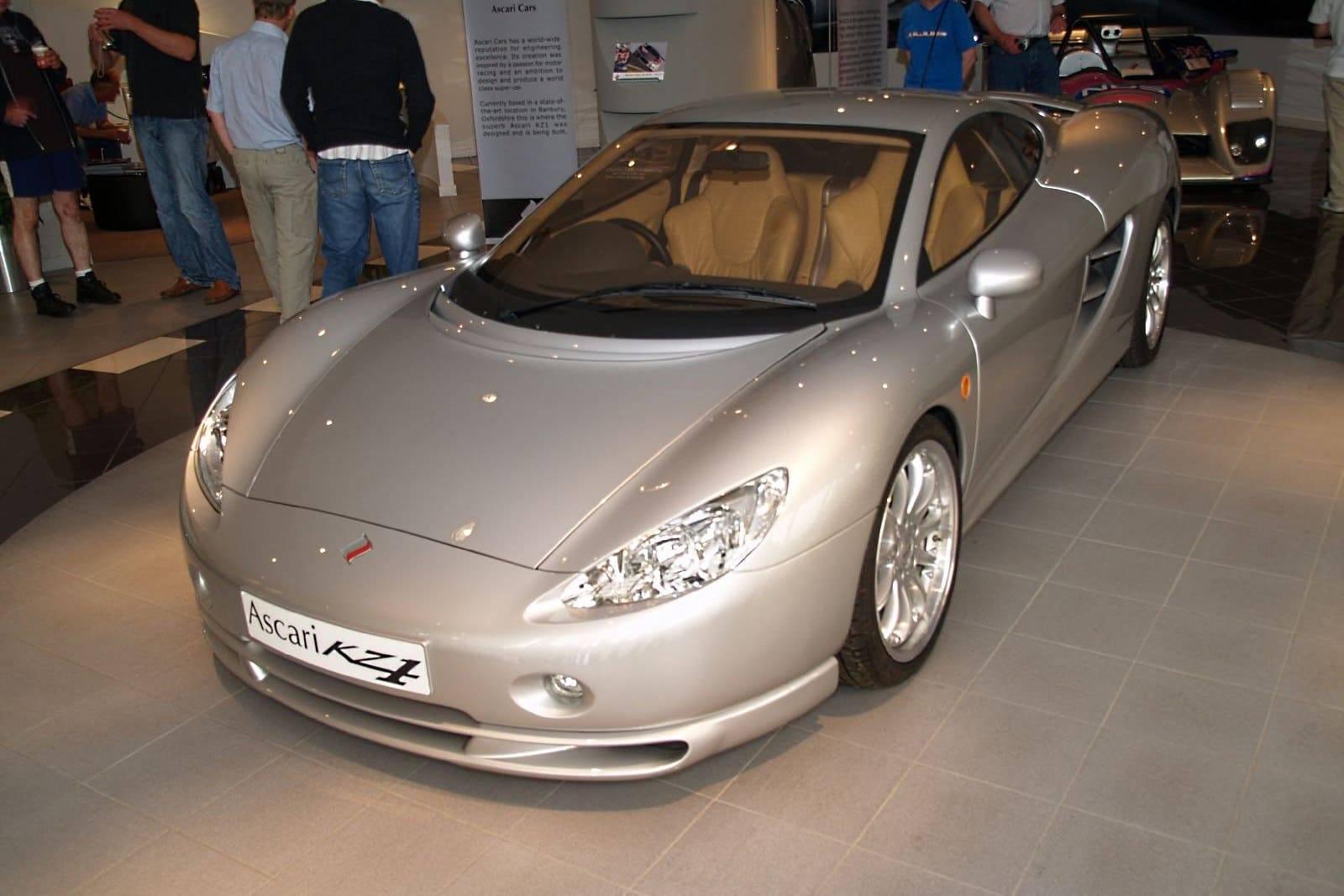 Спорткар Ascari Ecosse с двигателем BMW за 165 000 евро 4