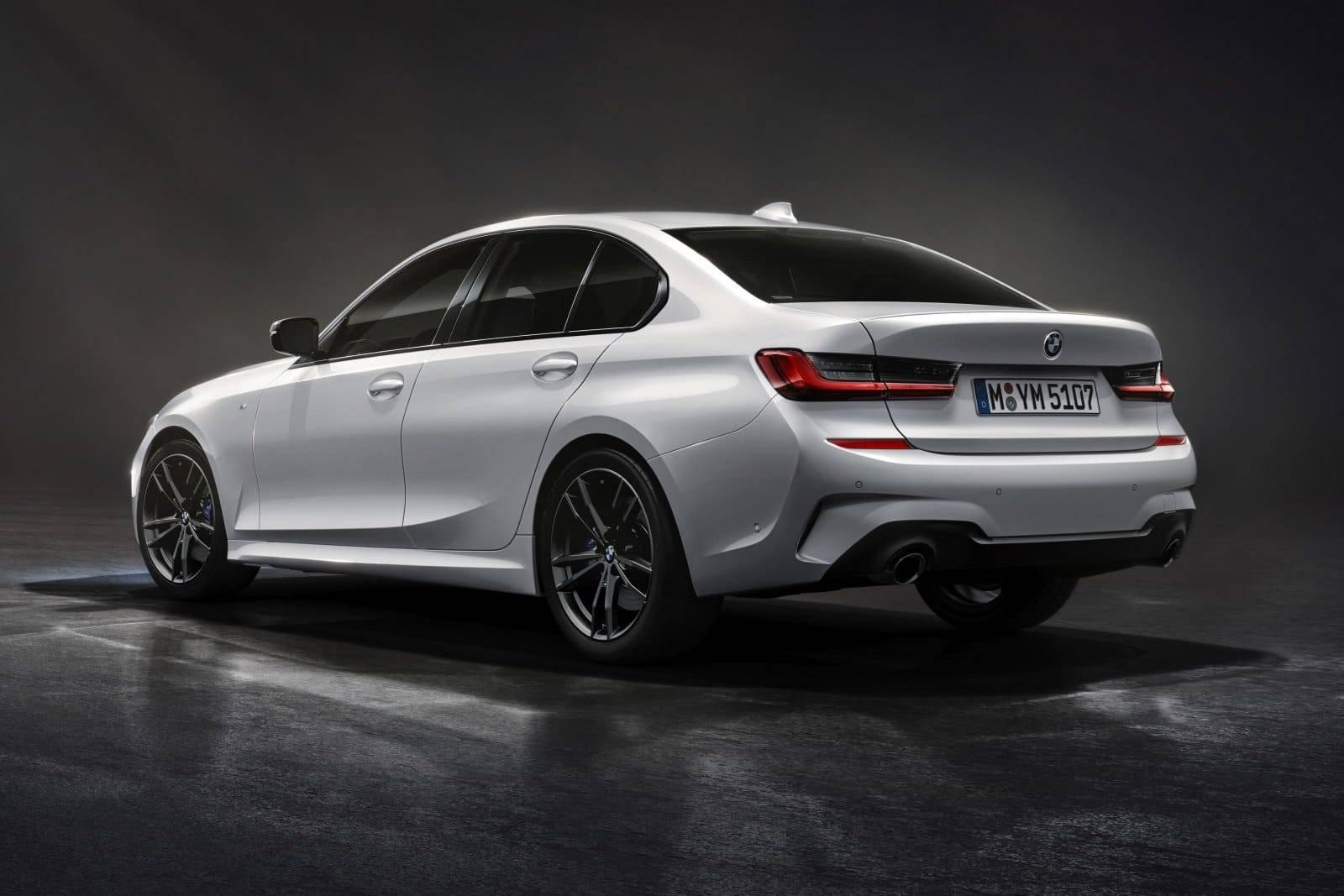 BMW 330i Iconic Edition из Австралии 2