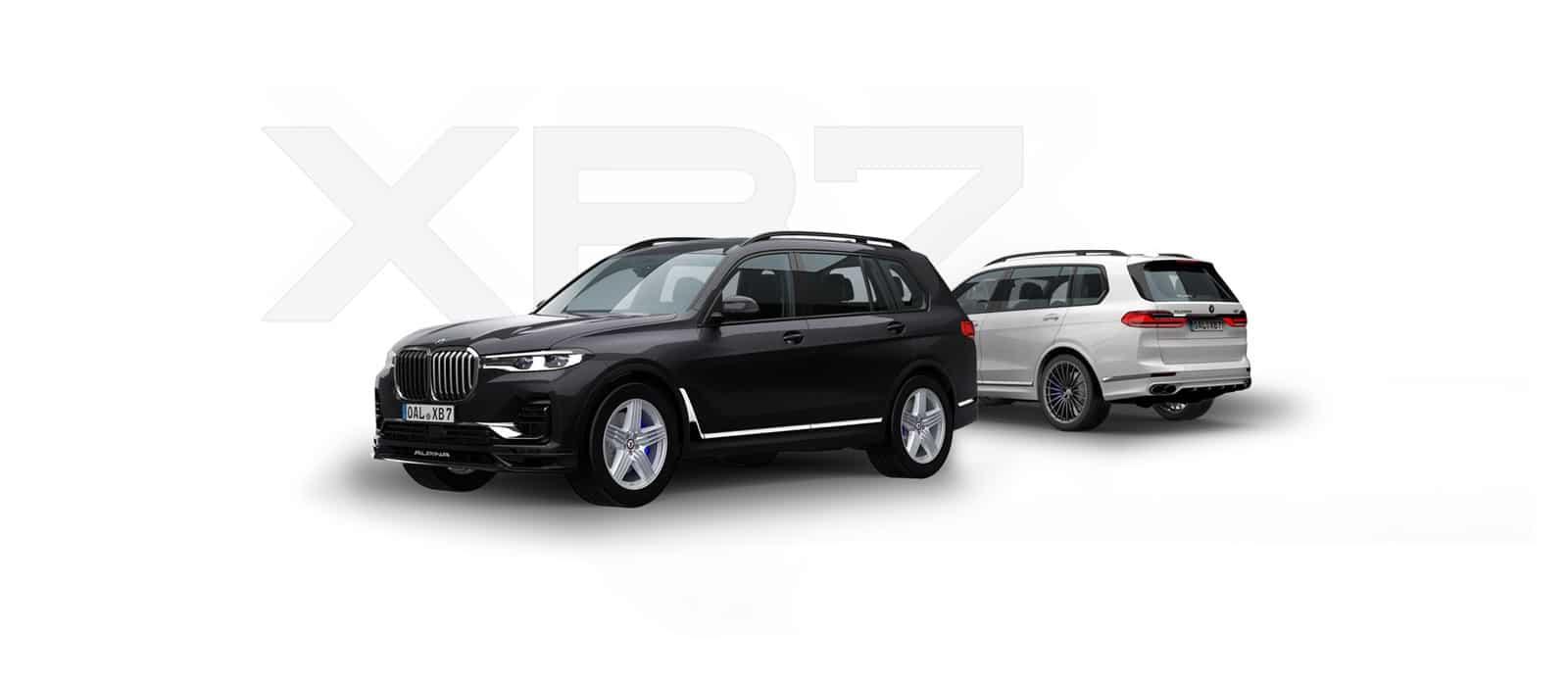 BMW ALPINA XB7 для приключений первого класса 11
