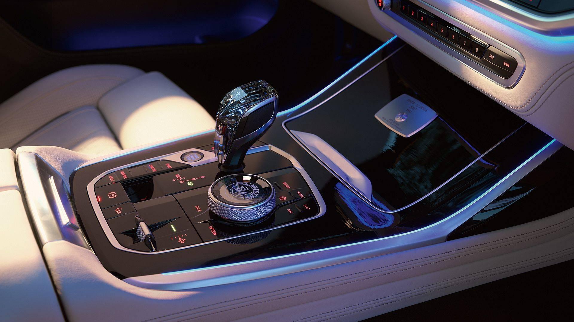 BMW ALPINA XB7 для приключений первого класса 10