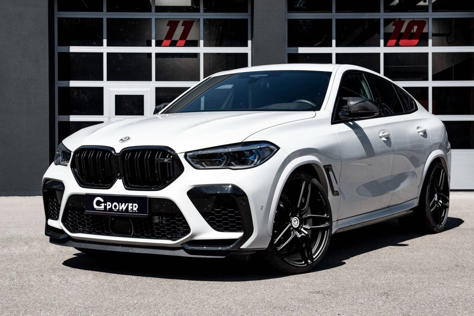 G-Power прокачал BMW X6 M Competition до 800 л.с. 2