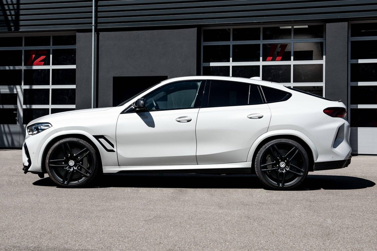 G-Power прокачал BMW X6 M Competition до 800 л.с. 3
