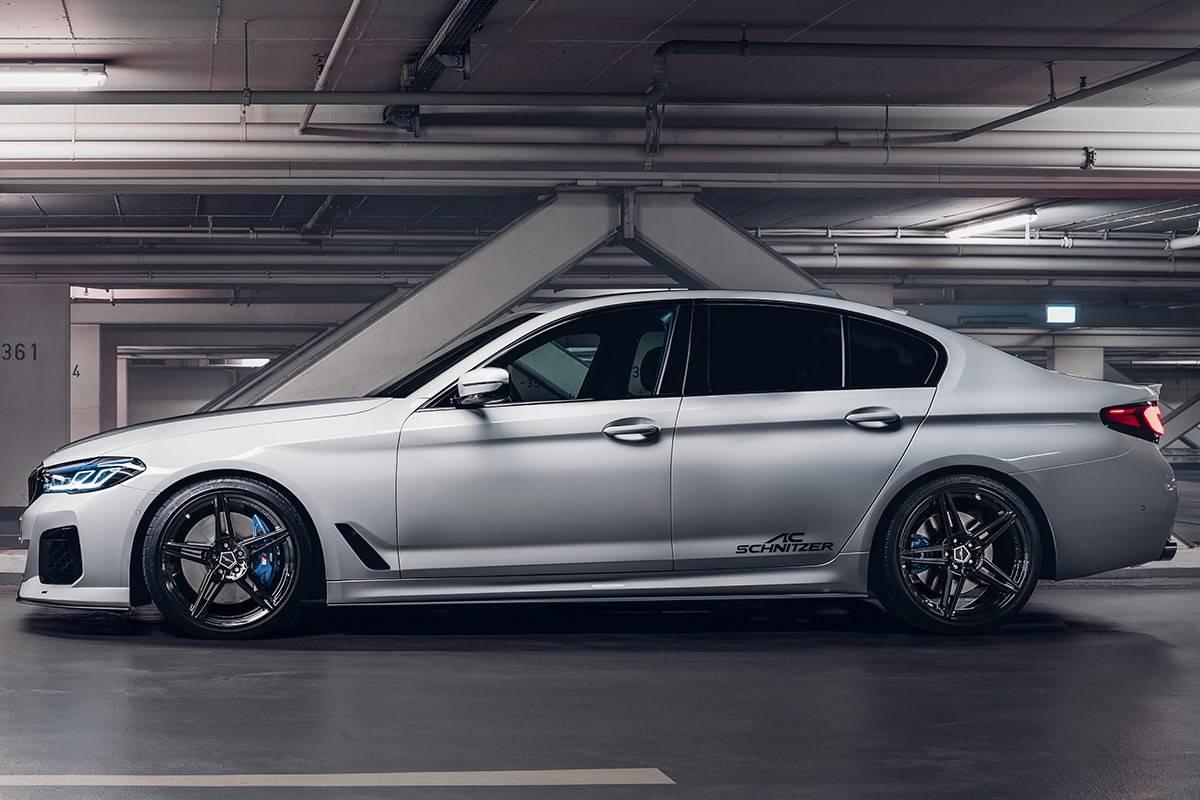 BMW 5 серии G30 и G31 LCI от ателье AC Schnitzer 3
