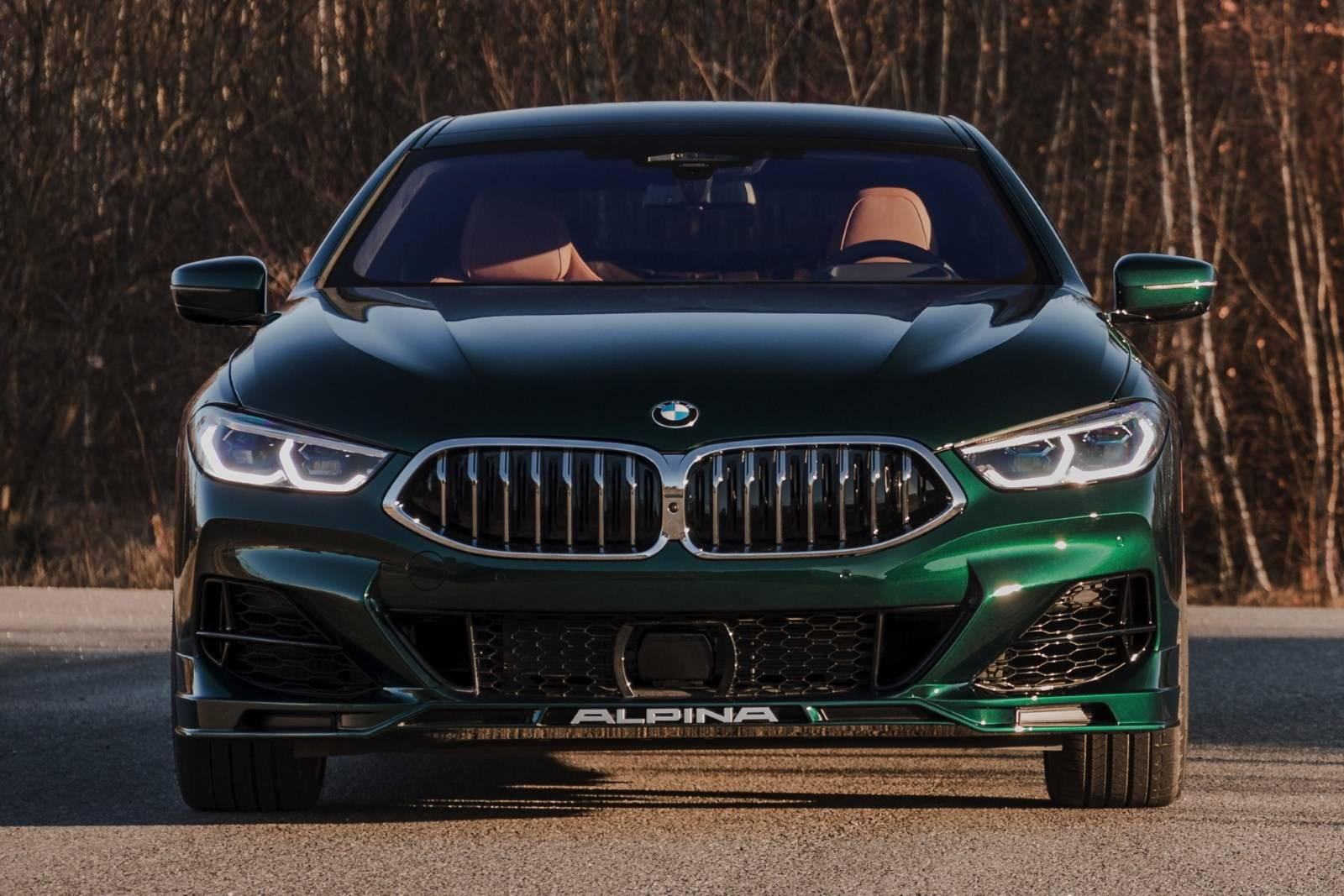 BMW ALPINA B8 Gran Coupe 2