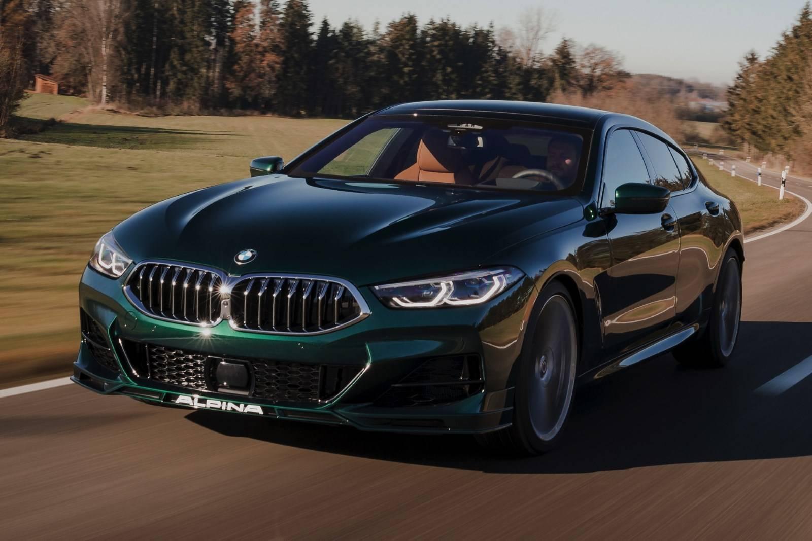BMW ALPINA B8 Gran Coupe 5