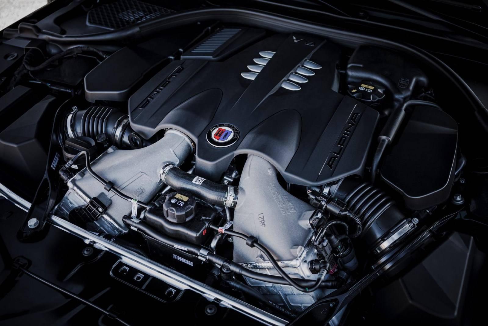 BMW ALPINA B8 Gran Coupe 3