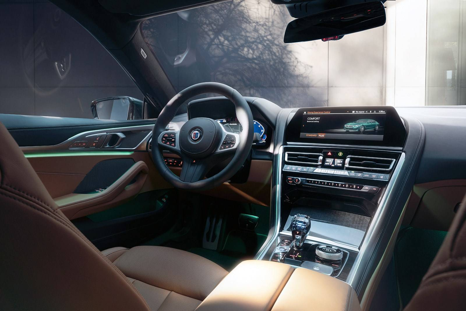 BMW ALPINA B8 Gran Coupe 10