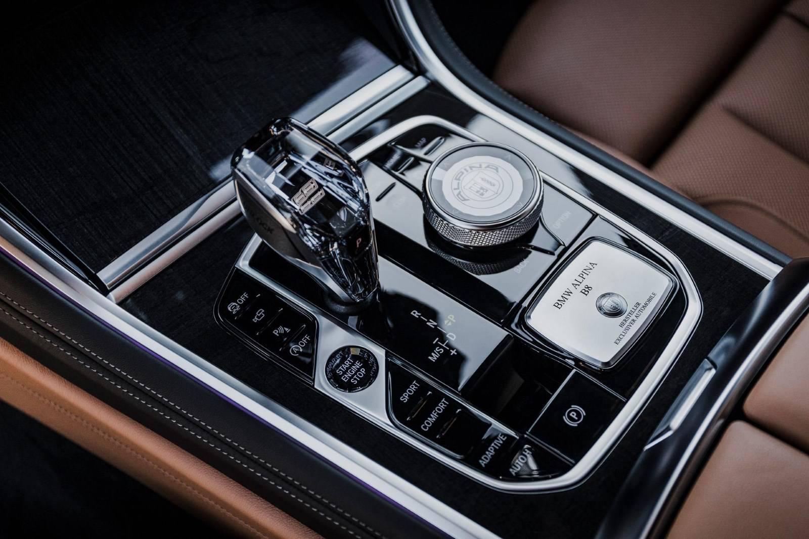 BMW ALPINA B8 Gran Coupe 11