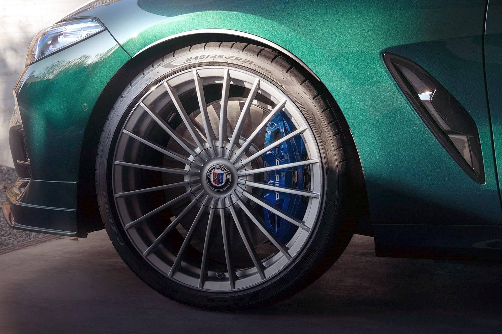 BMW ALPINA B8 Gran Coupe 4