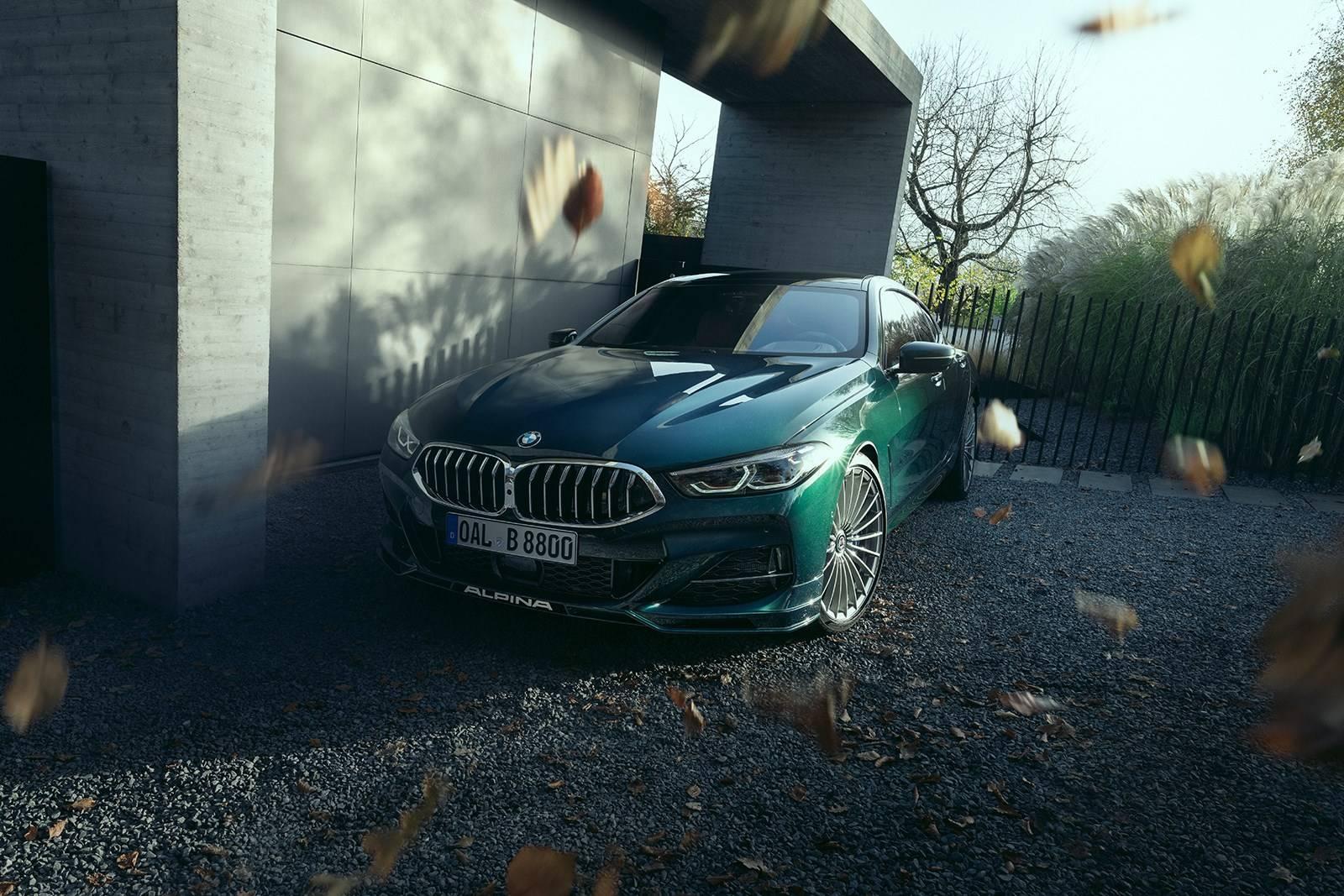BMW ALPINA B8 Gran Coupe 6
