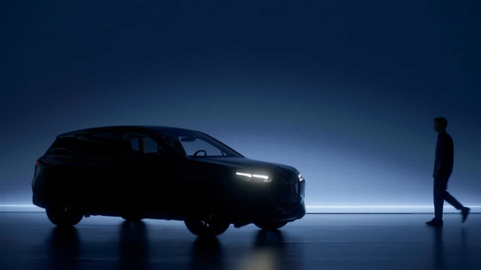 BMW iDrive - новая мультимедийная система на ОС BMW 8 5