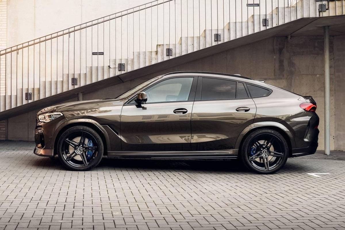 BMW X6 G06 от ателье AC Schnitzer 2