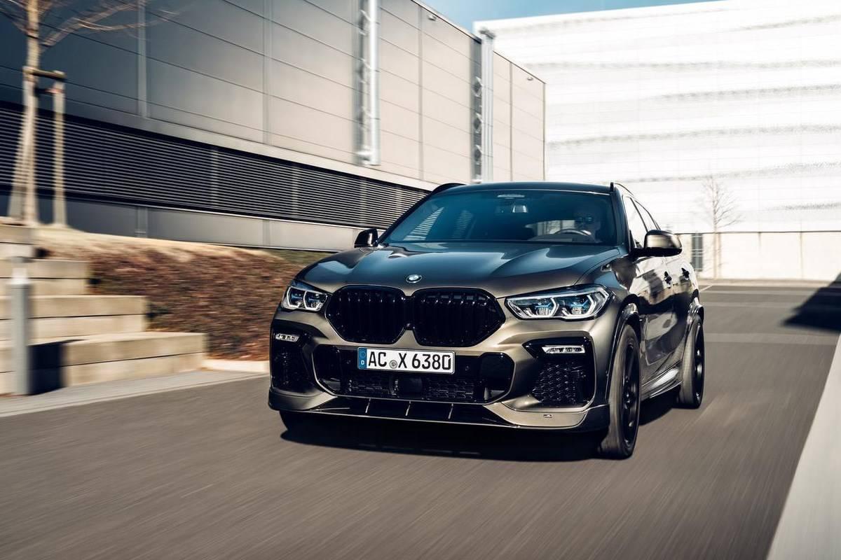 BMW X6 G06 от ателье AC Schnitzer 5