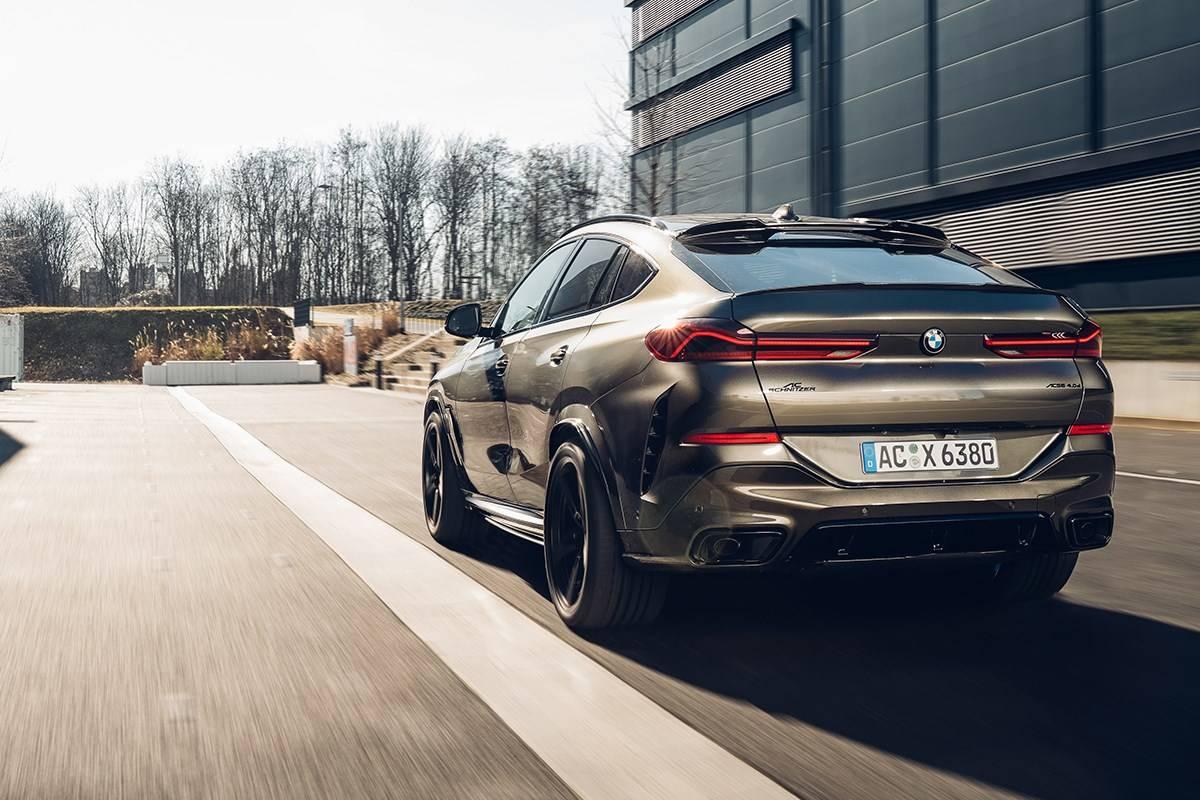 BMW X6 G06 от ателье AC Schnitzer 6