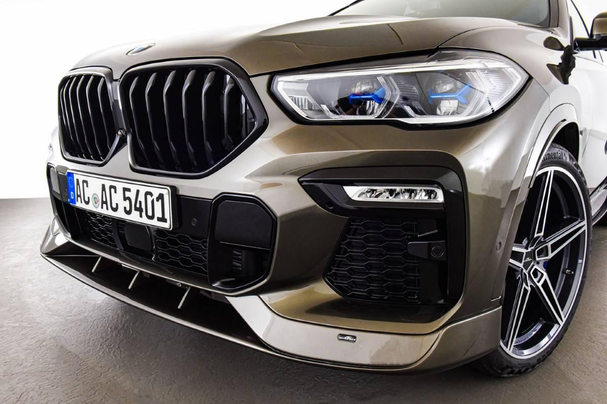 BMW X6 G06 от ателье AC Schnitzer 7