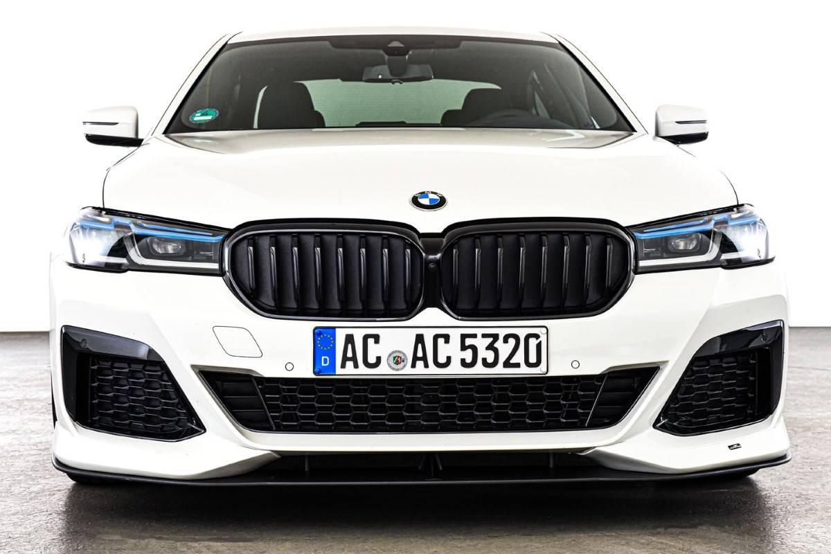 BMW 5 серии G30 и G31 LCI от ателье AC Schnitzer 8