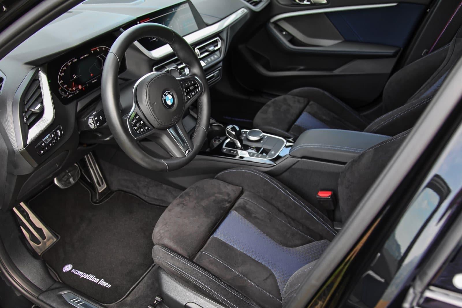 BMW 128tii F40 от ателье Dähler 8