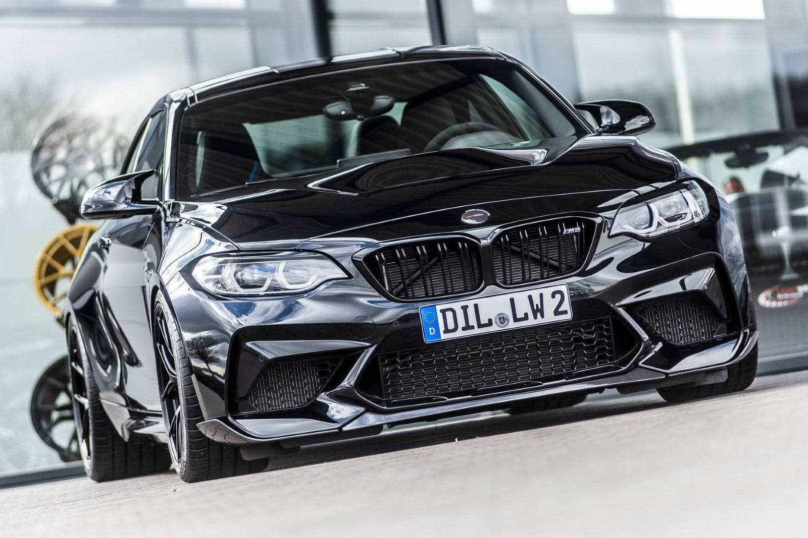 BMW M2 LIGHTWEIGHT Final Edition 2