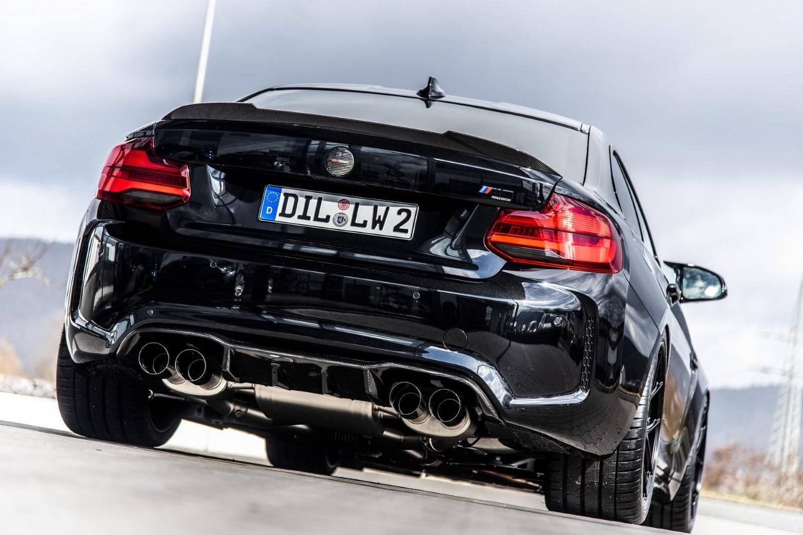 BMW M2 LIGHTWEIGHT Final Edition 3