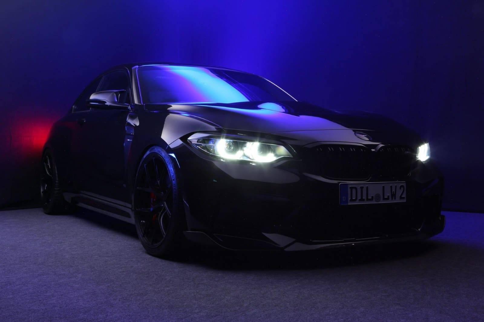 BMW M2 LIGHTWEIGHT Final Edition 11
