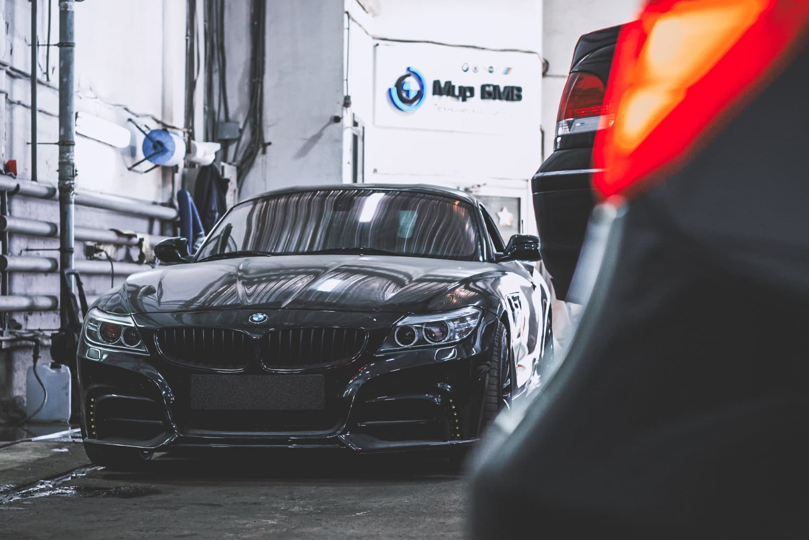 Техобслуживание BMW Z4 30i Е89 и подготовка к сезону 1