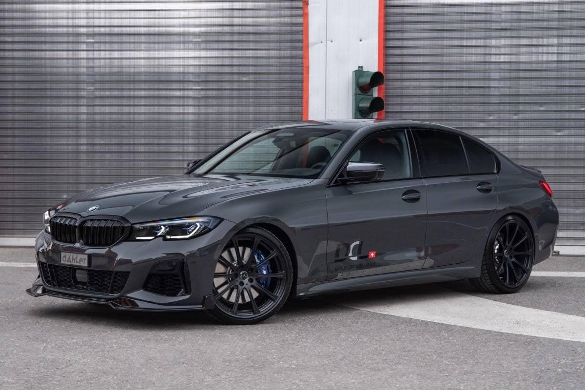 BMW M340i G20 Dähler Competition 1