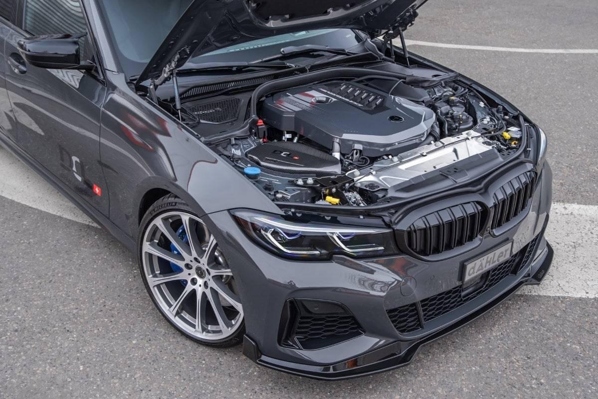 BMW M340i G20 Dähler Competition 2