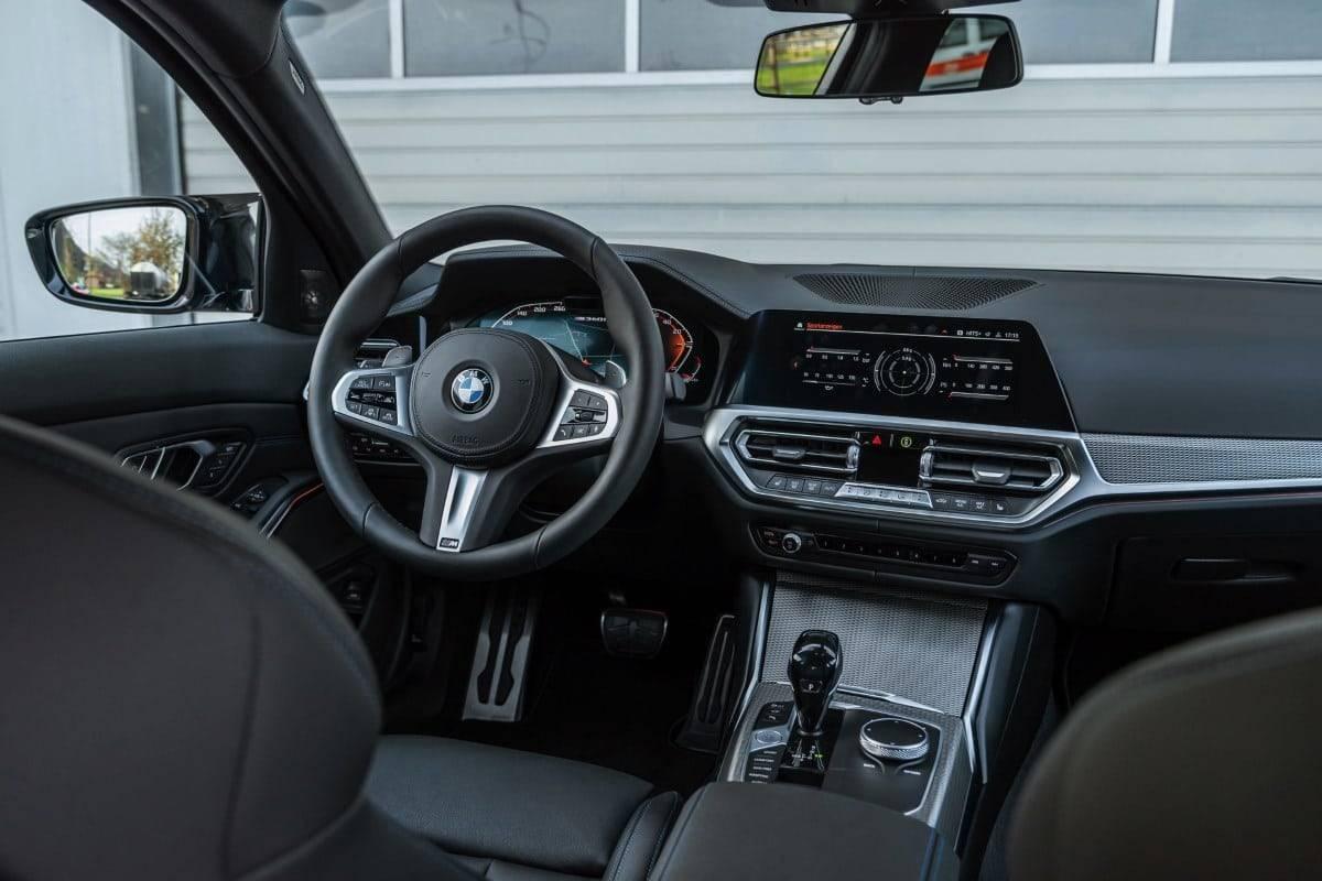 BMW M340i G20 Dähler Competition 8