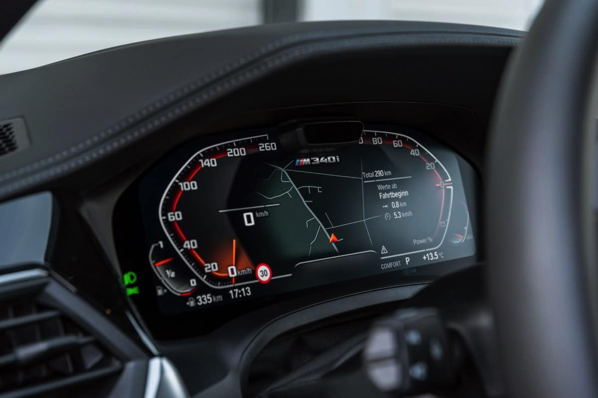 BMW M340i G20 Dähler Competition 9