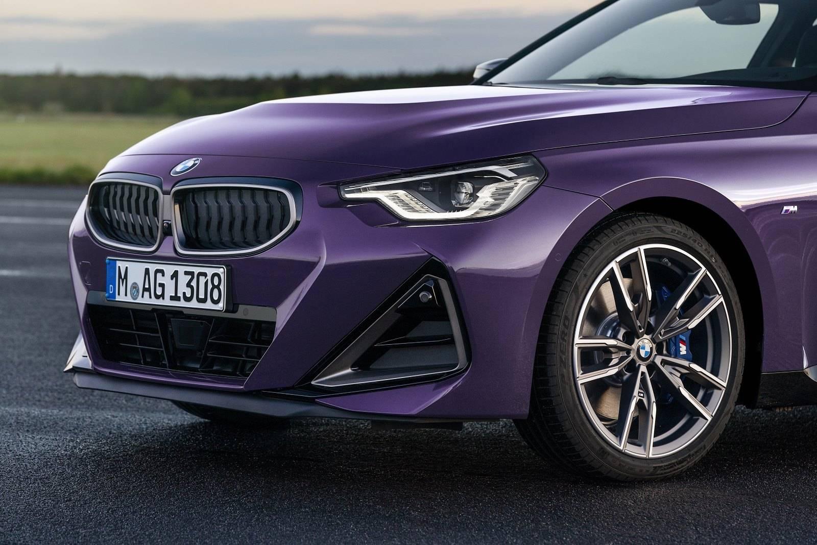 Новый BMW 2 серии Coupe G42 3