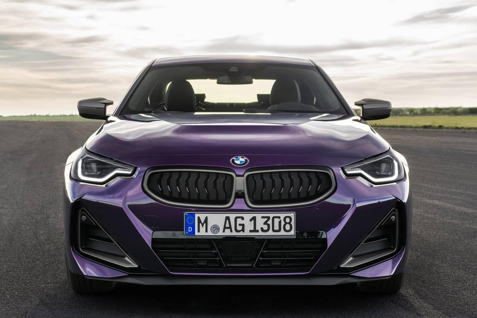Новый BMW 2 серии Coupe G42 2