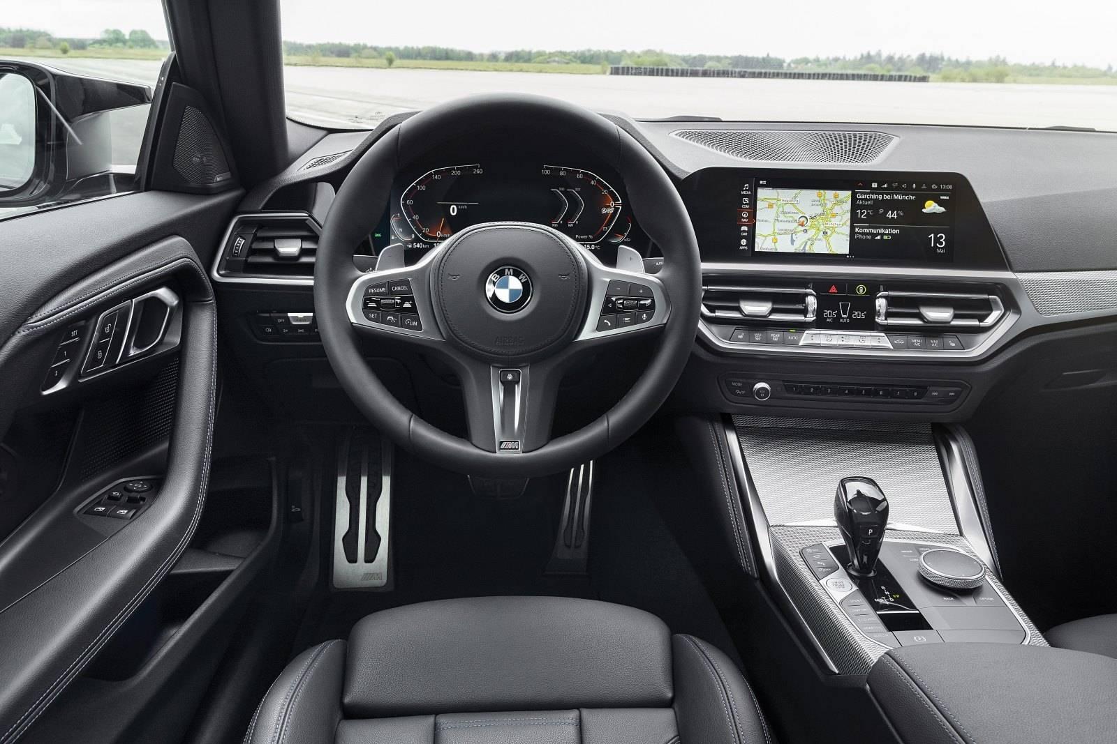 Новый BMW 2 серии Coupe G42 5