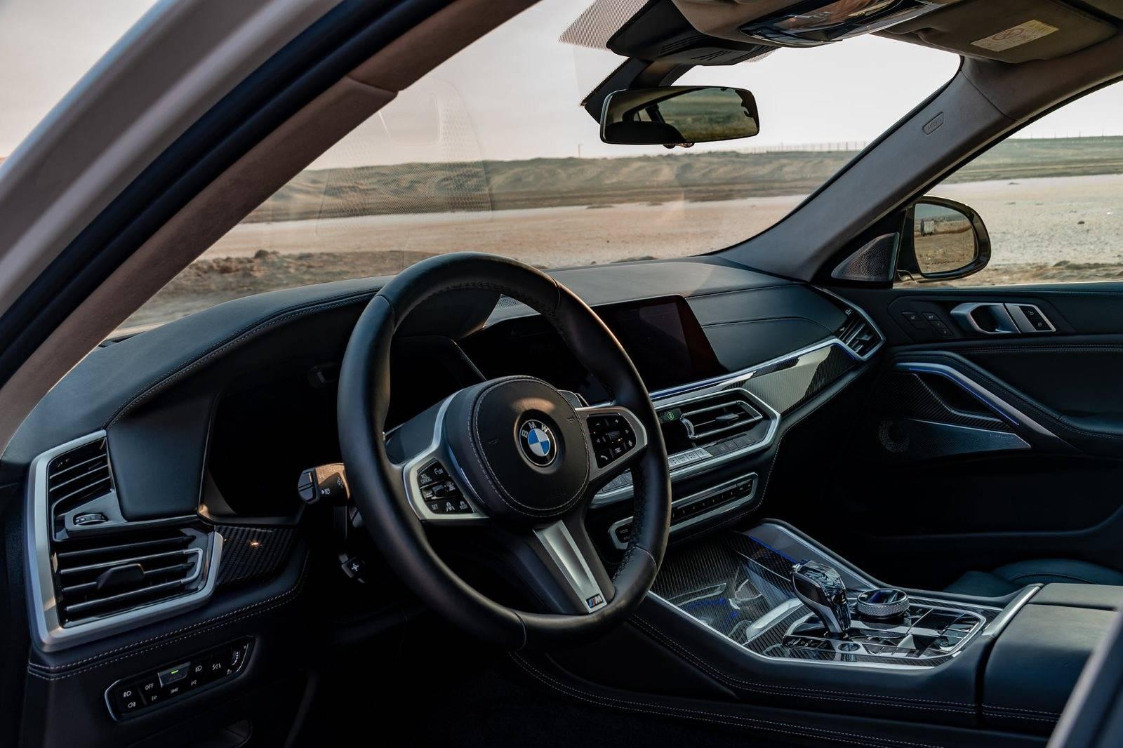 AC Schnitzer BMW X6 M50i: покоритель пустыни 10