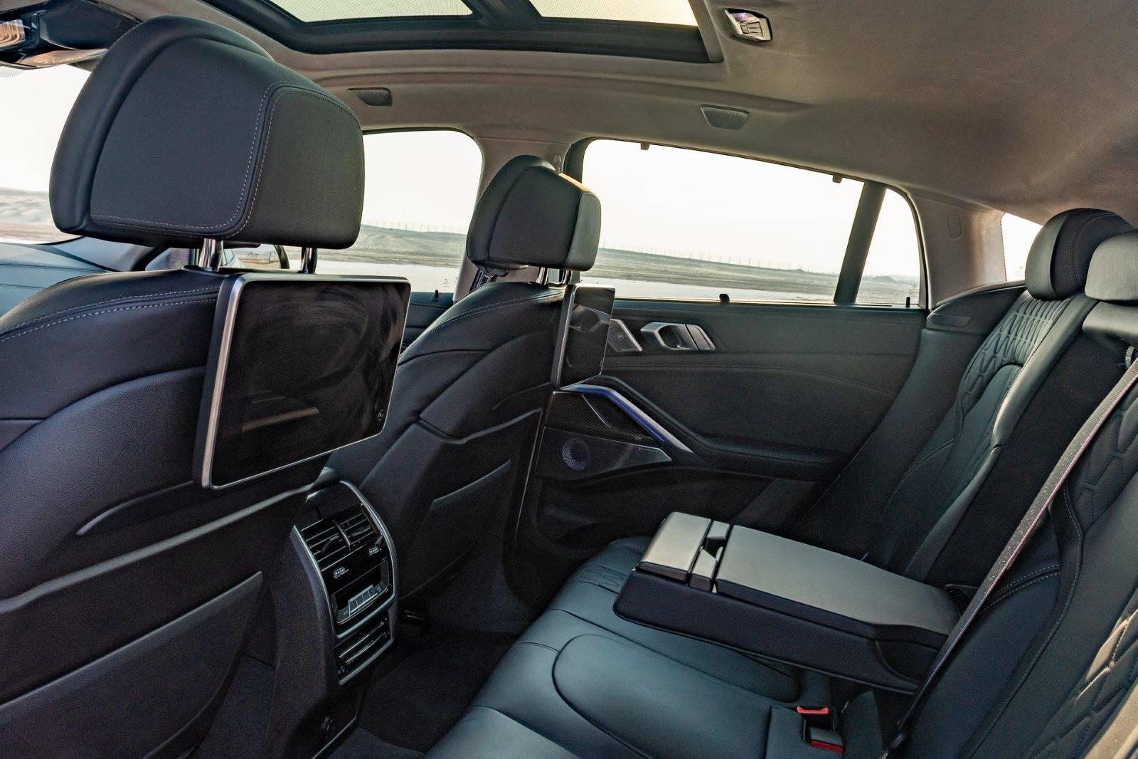 AC Schnitzer BMW X6 M50i: покоритель пустыни 11