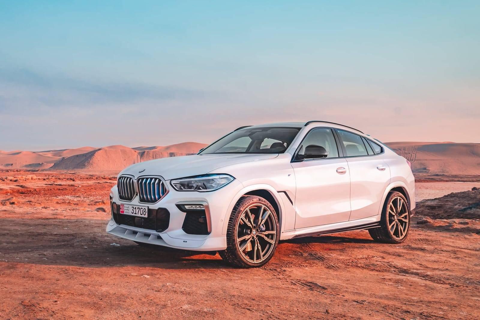 AC Schnitzer BMW X6 M50i: покоритель пустыни 2