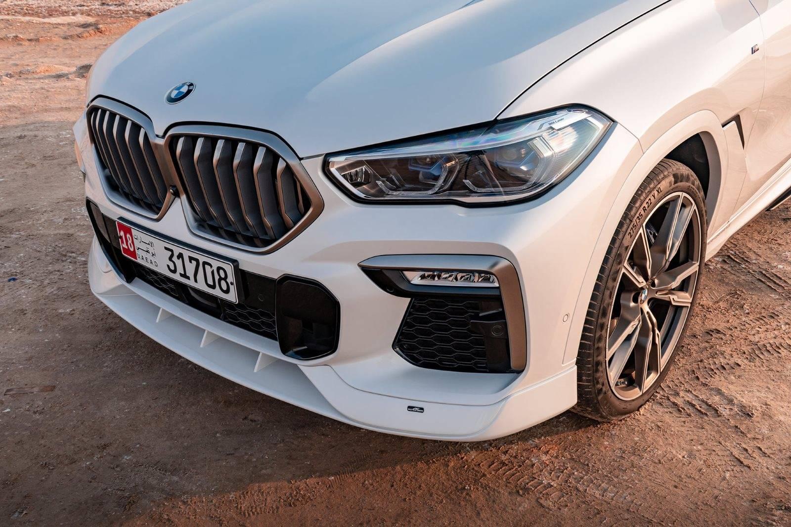AC Schnitzer BMW X6 M50i: покоритель пустыни 3