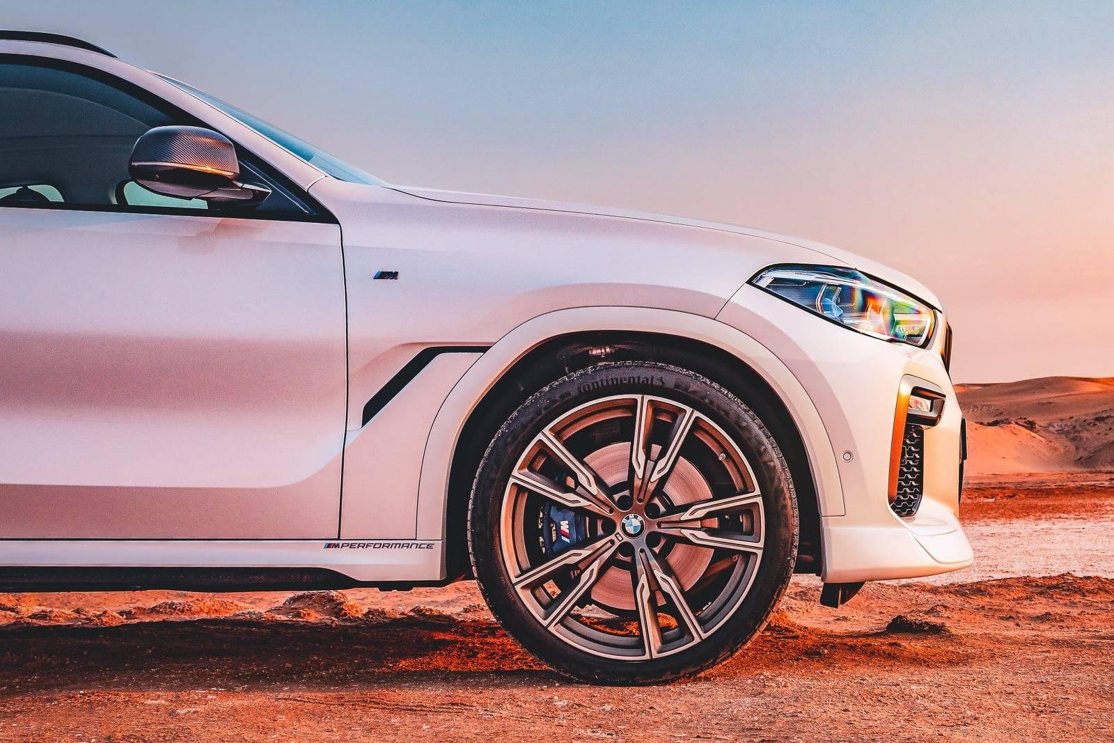 AC Schnitzer BMW X6 M50i: покоритель пустыни 4