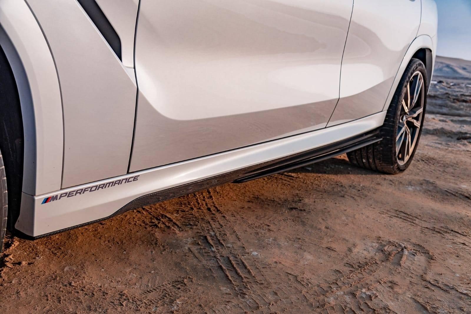 AC Schnitzer BMW X6 M50i: покоритель пустыни 7