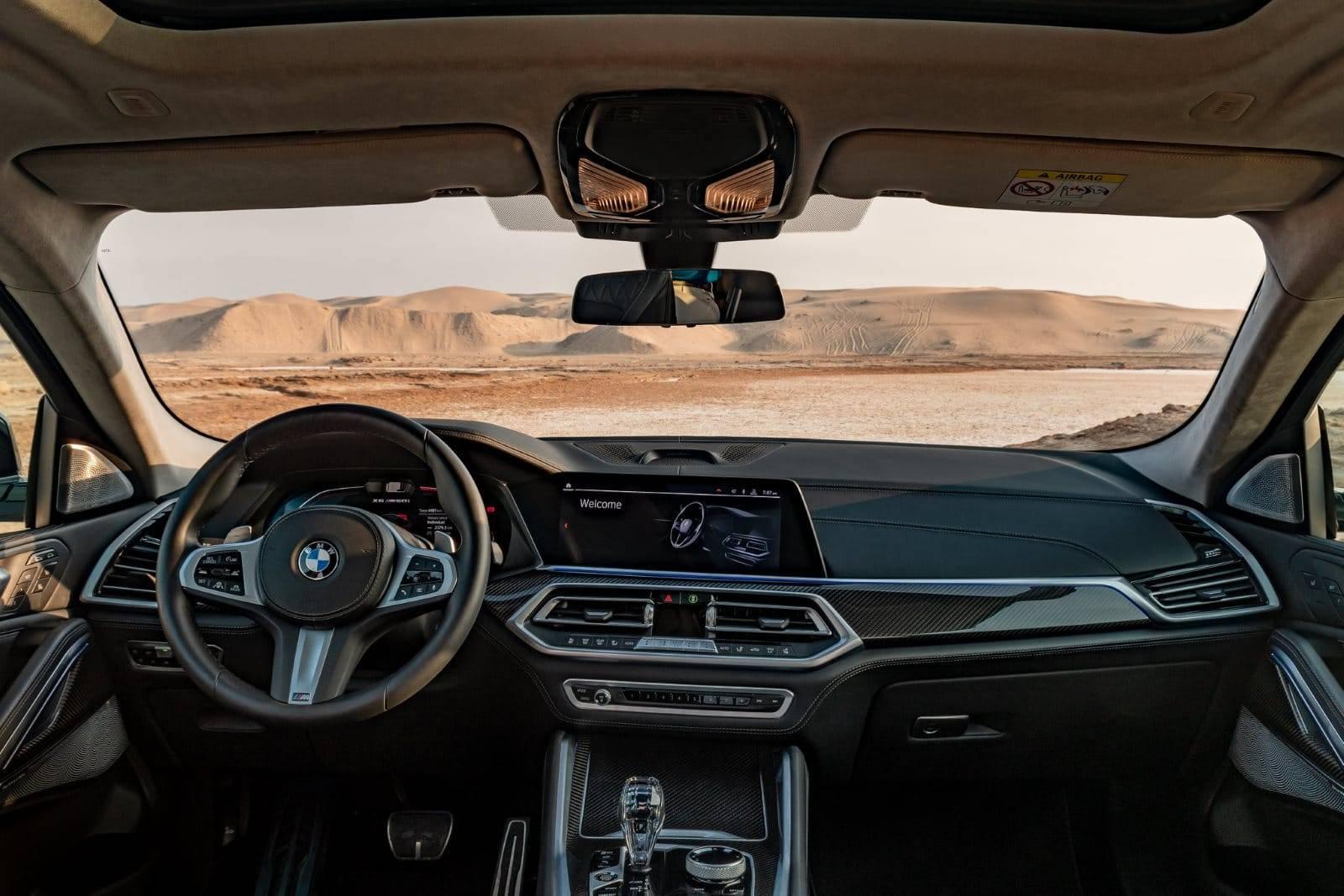 AC Schnitzer BMW X6 M50i: покоритель пустыни 9