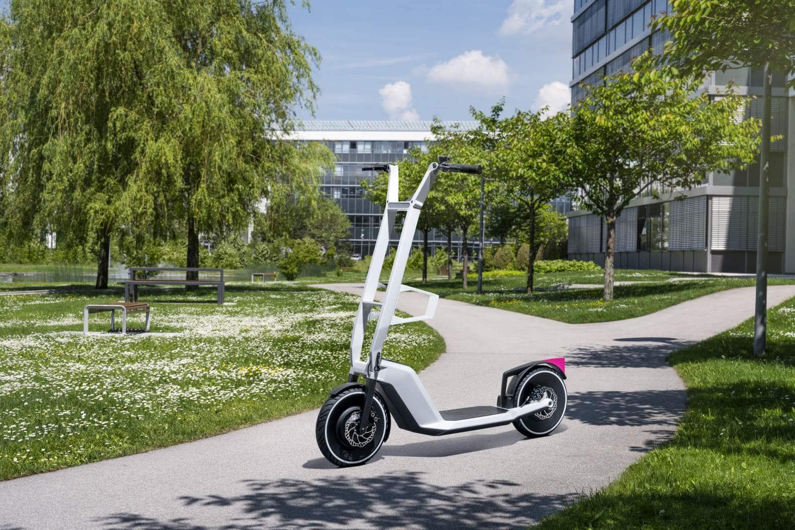 IAA Mobility 2021 - в центре внимания BMW Group Innovation Workshop 5